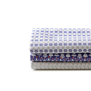 1/4 Fabric Pack - 28 snow bell