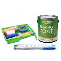 벽지, 벽면페인팅세트 플랫광(무광)