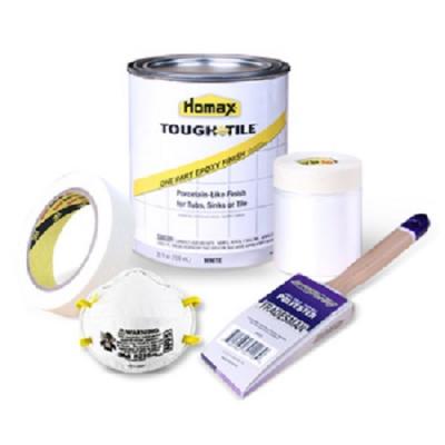 HOMAX 욕실&타일 페인트 리폼세트