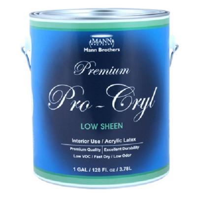 실내 벽지 벽면용 Pro-Cryl (Low Sheen/저광)