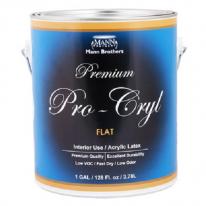 실내 천정 및 벽면용 Pro-Cryl (Flat/무광)