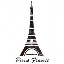 스텐실 도안_에펠탑