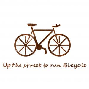 스텐실 도안_bicycle(A5)