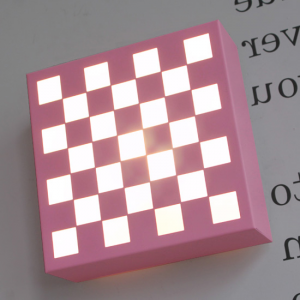 큐브 벽1등BR-핑크