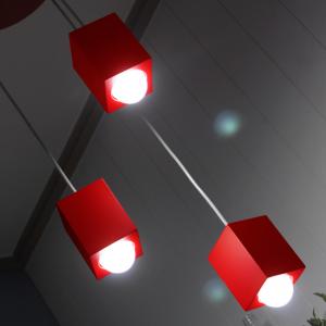 케이3등 펜던트[LED]-4color