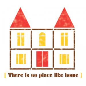 스텐실 도안_LIKE HOME(A5/A4)