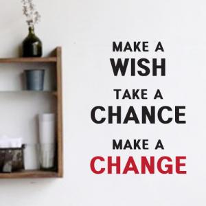 S54 Make a change