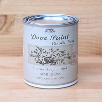 도브 페인트 Dove Paint (Semi-Gloss/반광)
