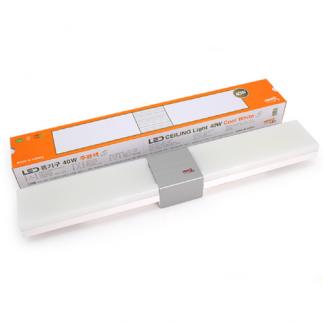 히포 LED형광등 고급형 40W 주광색(하얀빛)