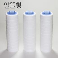 [듀벨]수도애F15 알뜰형 리필필터 3개