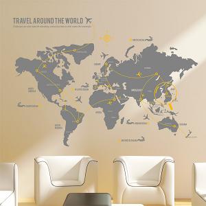 [월드맵로드]세계여행