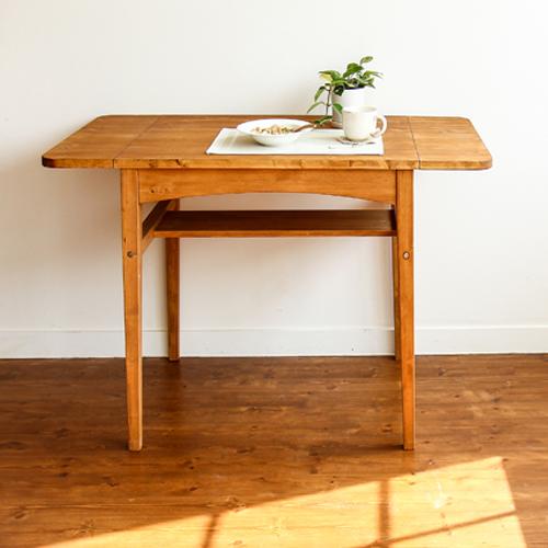 [스몰퍼니처]활짝 접이식 가변 테이블