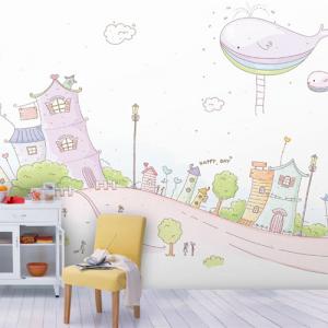 어린이 기성벽지 kid-013-w