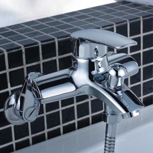 [GLOBAL HANYANG]hyt021 대붙이 한개레버식 온냉수 혼합수전/샤워욕조수전