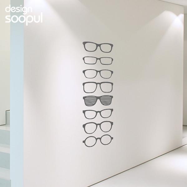 [단조]안경 모던