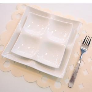 심플 4각 side dish-Medium