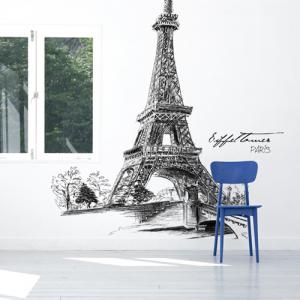 여행의재미-에펠탑
