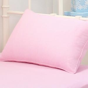 파스텔베개커버-핑크
