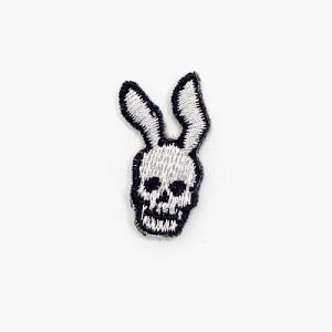 [와펜][패치]p2033 토끼 해골와펜
