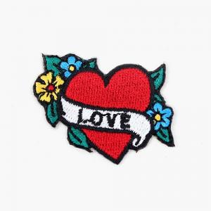[와펜][패치]p1157 love