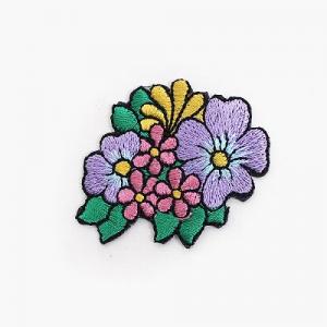 [와펜][패치]p30034 빈티지 꽃
