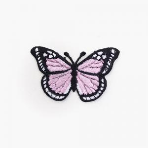 [와펜][패치]p30014 핑크나비