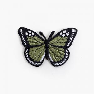 [와펜][패치]p30020 올리브 나비