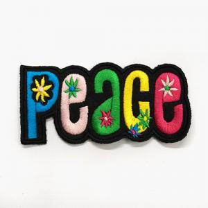 [와펜][패치]P21108 PEACE