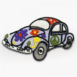 [와펜][패치]p1217 flower car