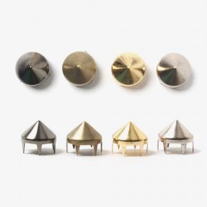 [와펜][패치]ST059 원뿔 찡 (5color/12mm)