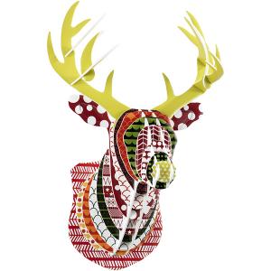 사슴머리장식(홀리데이)