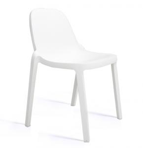 디자인체어 PP-318 (White) 1+1