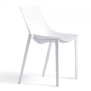 디자인체어 PP-338 (White) 1+1