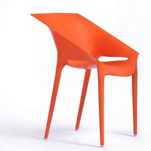 디자인체어 PP-339 (Orange) 1+1