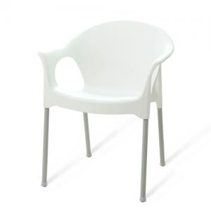 디자인체어 PS-313 (White) 1+1