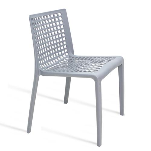 디자인체어 PP-288 (Grey) 1+1
