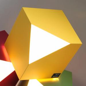 젬 스탠드[LED]-옐로우