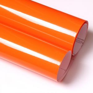 유광 칼라시트지 (3204 Bright Orange)