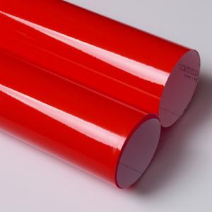 유광 칼라시트지 (3201 Red)