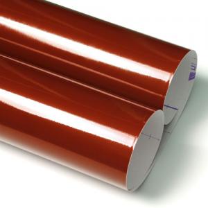 유광 칼라시트지 (3802 Red Brown)