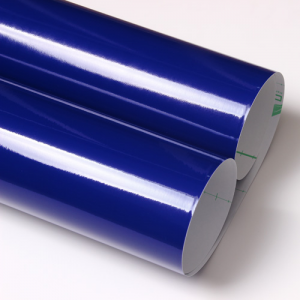 유광 칼라시트지 (3507 Sapphire Blue)