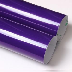 유광 칼라시트지 (3601 violet)