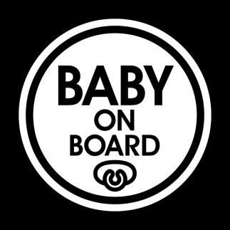 자동차스티커_Baby on Board 03