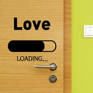 [itstics-basic] Lettering vol.2- Love loading