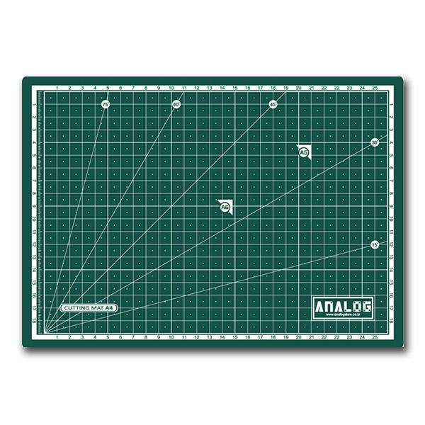 셀프힐링 녹색커팅매트