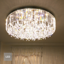 LED 크리스탈 원형