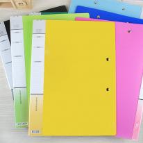Color Double Lever File A4