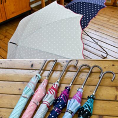 도트웨이브장우산(6color)