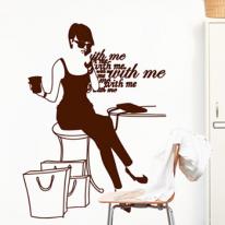ijs011-매력적인 그녀 (커피)