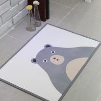 [국내제작 디자인] 곰 발매트